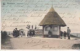 Wenduine - Wenduyne - Spioenkop - Geanimeerd - Gekleurde Kaart - 1914 - Uitg. DeclouxHoumacker, Wenduyne - Wenduine