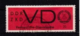 DDR, Dienst: VD 3y, Bedarfsgest. (T 2713) - [6] Repubblica Democratica
