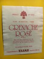 7966 - Grenache Rosé Sec 1988 Israel - Sonstige