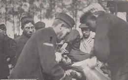 KONTICH / ANTWERPEN / DE TREINRAMP 1908 - Kontich