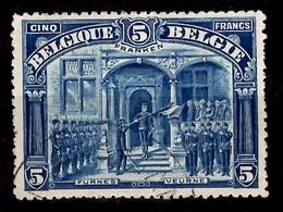 Belgique Franken YT N° 147 Oblitéré. B/TB. A Saisir! - Belgien