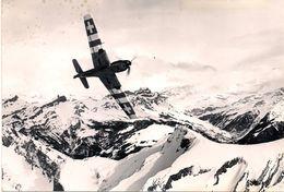 Avion Messerschmitt Me-109E - Armée Suisse - Luchtvaart