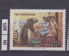 ITALIA REPUBBLICA, 1979Pro Hanseniani Nuovo - 1971-80: Mint/hinged
