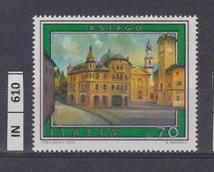 ITALIA REPUBBLICA, 1979Turismo Asiago Nuovo - 6. 1946-.. Repubblica