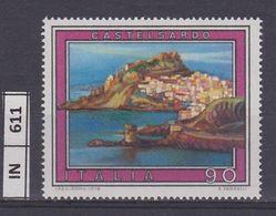 ITALIA REPUBBLICA, 1979Turismo Castelsardo Nuovo - 6. 1946-.. Repubblica
