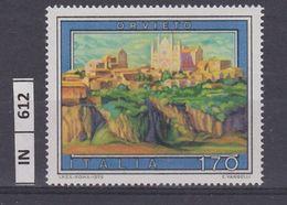 ITALIA REPUBBLICA, 1979Turismo Orvieto Nuovo - 6. 1946-.. Repubblica