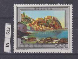 ITALIA REPUBBLICA, 1979Turismo Scilla Nuovo - 6. 1946-.. Repubblica