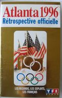 K7 VHS Jeux Olympiques ATLANTA 1996 - Sports