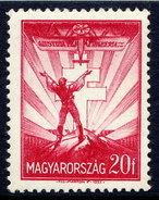 HUNGARY 1933 Airmail 20 F.. LHM / *.  Michel 504 - Hungary