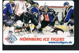 GERMANIA (GERMANY) -  2002 - HOCKEY: NURNBERG ICE TIGERS     - RIF.   184 - Germania