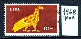 EIRE- IRLANDA - Year 1968 - Usato - Used - Utilisè - Gebraucht. - Usati