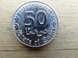 Qatar  50  Dirhams  2016  Km !!! - Qatar