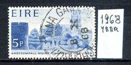 EIRE- IRLANDA - Year 1968 - Usato - Used - Utilisè - Gebraucht. - 1949-... Repubblica D'Irlanda