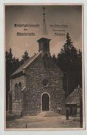 Germany Deutschland Grumberg Kapelle Altvaterwalde Bei Hohenfluss RPPC Real Photo 7811 Post Card Postkarte POSTCARD - Allemagne