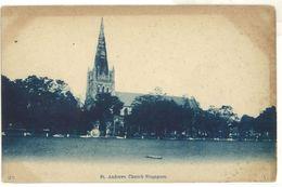 SINGAPORE - St Andrews Church  (103293) - Singapore
