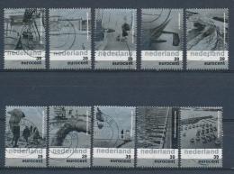 Nederland/Netherlands/Pays Bas/Niederlande 2003 Mi: 2086-2095 Nvph: 2152-2161 (Gebr/used/obl/o)(3384) - Periode 1980-... (Beatrix)