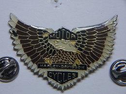 Pin's - Motos - Moto HARLEY DAVIDSON - Motorräder