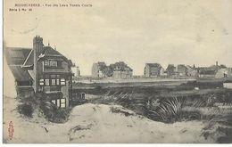 MIDDELKERKE  VUE DES LAWN TENNIS COURTS  ( ECRITE  1906 ) - Middelkerke