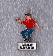 PIN S FLAGNAC PETANQUE CARREAU FLAGNACOIS - Bowls - Pétanque