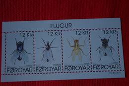 4-154 Insecte Mouche Scatophage Moustique - Honeybees