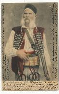 Junak Sam Is Like  Edit. Mosinger Zagreb P. Used 3 Stamps Zagreb  Hungary - Croatie