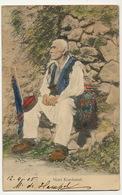 Stari Kordunas   Edit. Mosinger Zagreb P. Used  Stamp Zagreb  Hungary - Croatie