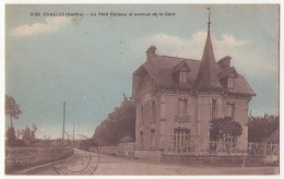 (72) 397, Challes, Dolbeau 3126, Le Petit Cloteau Et Avenue De La Gare - Otros Municipios
