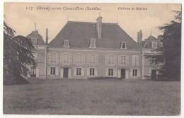 (72) 503, Dissay Sous Courcillon, Jousse 117, Château De Bonlieu - Francia