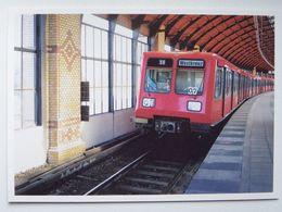 Berlin /  S Bahn Baureihe 485 - Treni