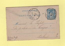 Barbonne Fayel - Marne - 1900 - 1877-1920: Période Semi Moderne