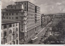 La Spezia Via Chiodo Vg  1958 - La Spezia