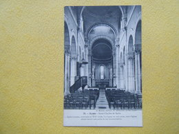 LYON. L'Eglise Saint Charles De Serin. - Lyon