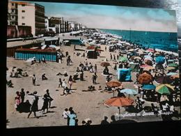 Margherita Di Savoia Foggia Spiaggia Usata 1958 - Altre Città
