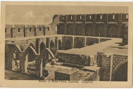 Cyprus Chypre   Abbey Of Bella Paise Kyrenia Edit Mangoian Armenia Nicosia - Chypre