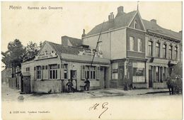 MENIN - Bureau Des Douanes - A 4699 Edit. Vanhee Vandaele - Menen
