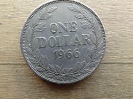 Liberia  1  Dollar  1966  Km 18 - Liberia