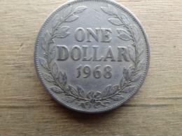 Liberia  1  Dollar  1968  Km 18 - Liberia