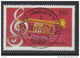 """Österreich 2016: """"Wiener Trompete"""" Gestempelt (siehe Foto/Scan) - 1945-.... 2ème République"""
