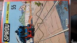 Album Du Journal Spirou N°55 - Books, Magazines, Comics