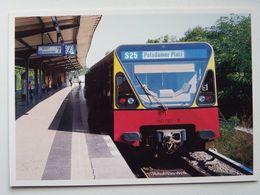 Berlin /  S Bahn Baureihe 480  / Train - Treni
