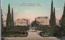 AK - Griechenland - Place De La Constitution - Athen - Griechenland