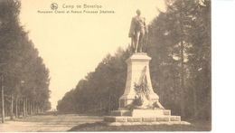 Bourg-Léopold - CPA - Camp De Beverloo - Monument Chazal - België