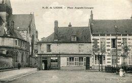 LIESSE NOTRE DAME - Place Auguste Lecygne - France