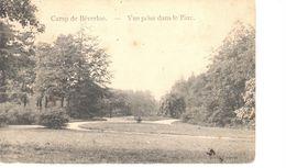 Bourg-Léopold - CPA - Camp De Beverloo - Vue Prise Dans Le Parc - België