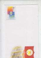 CINA  1987 - Intero Postale - 50° Fondazione Xinhua Shudian - 1949 - ... Repubblica Popolare