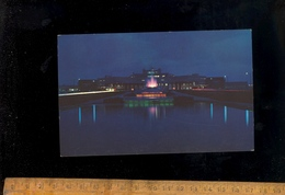PITTSBURGH PA : Night View Of The Greater Airport - Pittsburgh