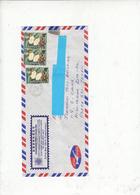 MALESIA  1985 - Lettera Per Giappone - Farfalle - Malesia (1964-...)