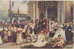 CRO1644  --  SLAVLJE HRVATSKE KAZALISNE UMJETNOSTI   --  J. TISOV  /  1929 - Kroatien