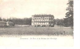 Péruwelz - CPA - Bonsecours - Le Parc Et Le Château De L'Ermitage - Péruwelz