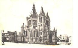 Péruwelz - CPA - Bonsecours - La Basilique - Péruwelz